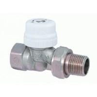 """Клапан  для радиат. термостат.  1/2"""" прямой  PF 380"""