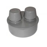 Клапан вакуумный Ø110  для канализации