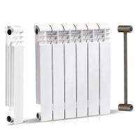 Радиатор для отопления биметаллический GH VIERTEX 500/80.
