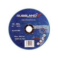 Диск отрезной Ø230-1,8 по металлу RUSLAND