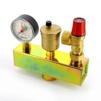 Группа безопасности котла Watts KSG 30/ISO2 3bar до 50кВт (в теплоизоляции)